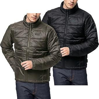 Jack Wolfskin Mens Argon Windproof Insulated Warm Winter Jacket Coat