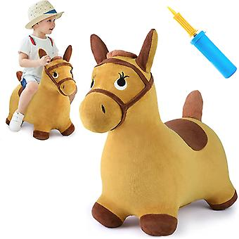 Halloween Children's Plush Inflatable Vault Children's Toy Birthday Gift