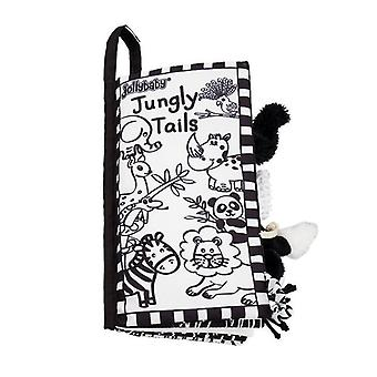 Early Childhood Education Toys, Animal Books, Educational Games, Baby Rustle Fabric, Soft, Black And White-(b)