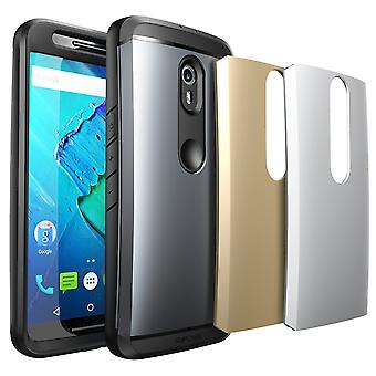 SUPCASE-Motorola Moto X Pure-Water Resistant Fullbody Case and Screen Protector