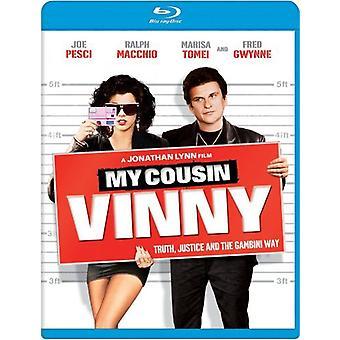 My Cousin Vinny [BLU-RAY] USA-tuonti