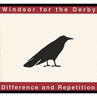 Windsor for the Derby - Difference & Repetition [CD] USA import