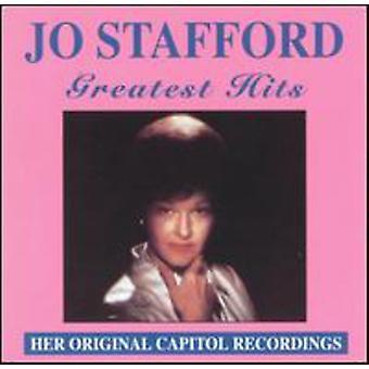 JO Stafford - Greatest Hits [CD] USA import