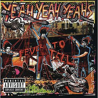 Yeah Yeah Yeahs - feber för att berätta [CD] USA import