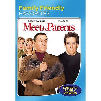 Meet the Parents [DVD] USA import