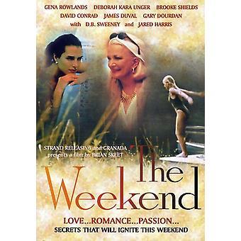 Weekend [DVD] USA import