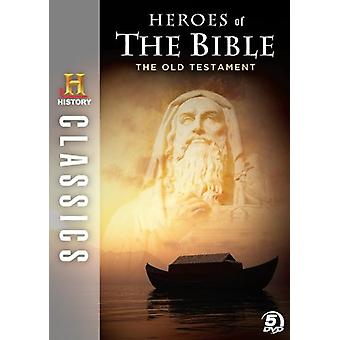 Heroes of the Bible: The Old Testament [DVD] USA import