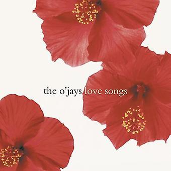 O'Jays - kærlighedssange [CD] USA importerer
