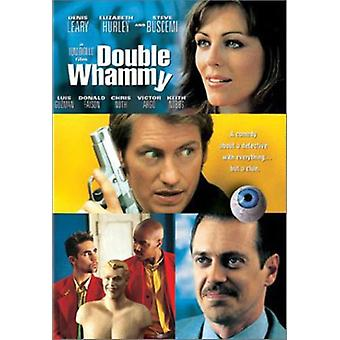 Double Whammy [DVD] USA import