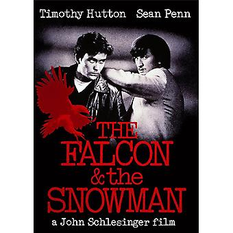 Falcon & the Snowman [DVD] USA import