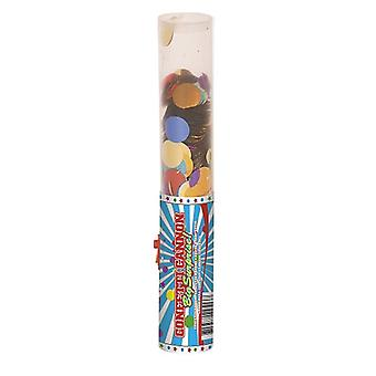 Konfetti armat 25 cm kolorowy ślub party Popper konfetti shooter