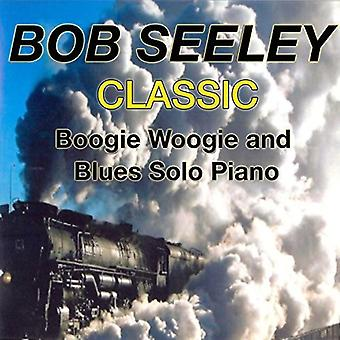 Bob Seeley - Classic Boogie-Woogie [CD] USA import