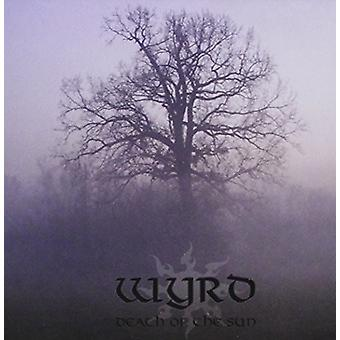 Wyrd - Death of the Sun [CD] USA import