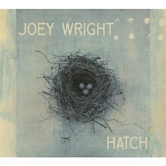Joey Wright - Hatch [CD] USA import