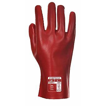 Portwest - Aqua Grip PVC Covers Wrist Gauntlet (1 Pair Pack)
