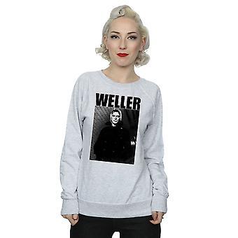 Paul Weller Women's Legend Photo Sweatshirt