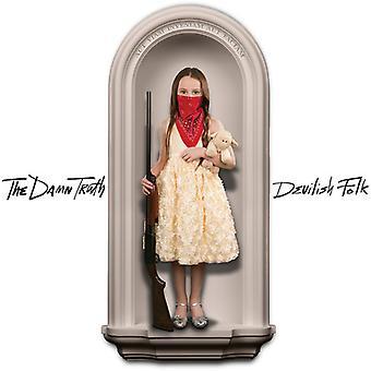 Damn Truth - Devilish Folk [CD] USA import