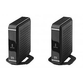 One for All SV 1760 (Transmitter and Receiver Units) Wireless video/audio extender