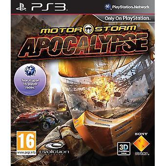 Motorstorm Apocalypse (PS3) - Factory Sealed