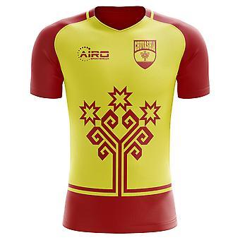 2018-2019 Chuvashia Home Concept Football Shirt