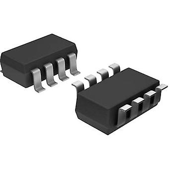 Acquisition de données IC - DA convertisseur Analog Devices AD5061BRJZ-2500RL7 SOT 23 8