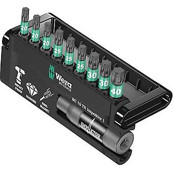 Wera 8767-9/IDC 05057688001 Bit set 10-piece TORX socket Impaktor® technologie