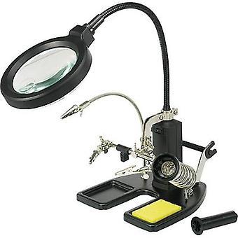 Toolcraft ajutor mână LED lupa LAMP