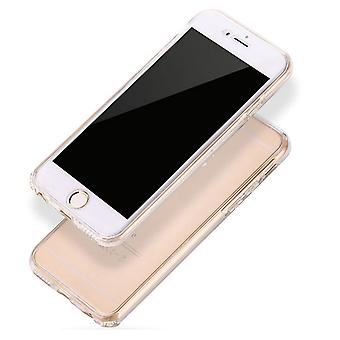 Crystal Case Hülle für Apple iPhone 6 / 6s Transparent Full Body