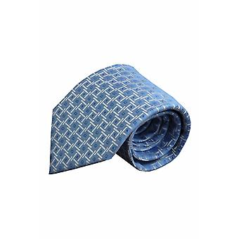 Blue tie V46