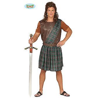 Skotska kostym för män skotska kostym kilt kostym