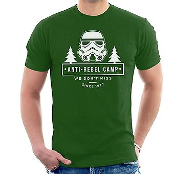 Original Stormtrooper Anti Rebel Camp Herren T-Shirt