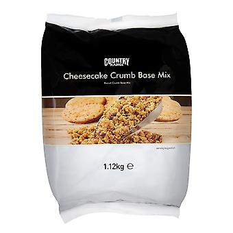 Country Range Cheesecake Biscuit Crumb Base Mix