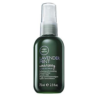 Paul Mitchell Tea Tree Lavender Mint Conditoning Leave In Spray 2.5 oz