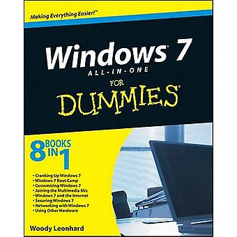 Windows 7 All-in-one For Dummies by Woody Leonhard - 9780470487631 Bo