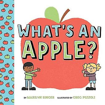 リンゴは何ですか。マリリン ・歌手 - グレッグ Pizzoli - 9781419721403 本
