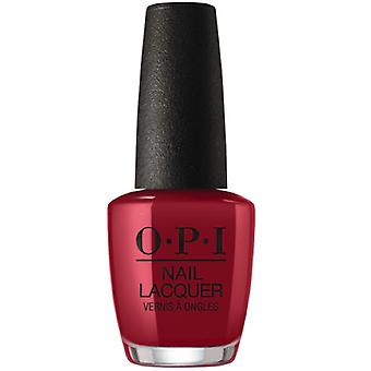 OPI Nail Polish Lacquer Peru Collection - I Love You Just Be-Cusco P39