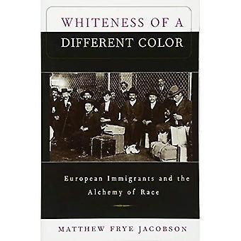 Brancura de uma cor diferente: os imigrantes europeus e a alquimia de corrida