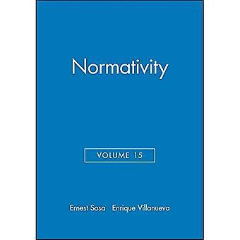 Normativität (philosophische Probleme: eine Ergänzung zum Nous)