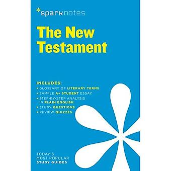 New Testament by Anonymous, The (SparkNotes Literature Guide)