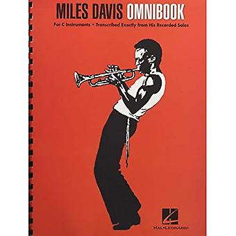 Miles Davis Omnibook (C Instruments)