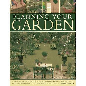 Planning van uw tuin