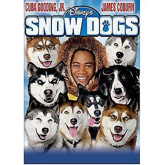 Snow Dogs [DVD] USA import