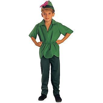 Fantasia infantil de Peter Pan