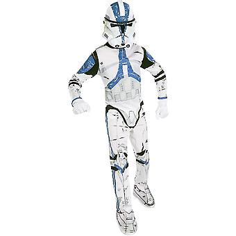 Clonetroop barn kostume fra Star Wars