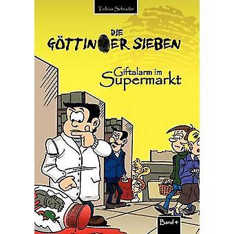 Die Gttinger Sieben by Schrader & Tobias
