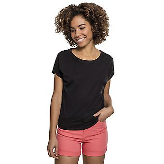 Urban Classics Damen T-Shirt Basic Drop Shoulder