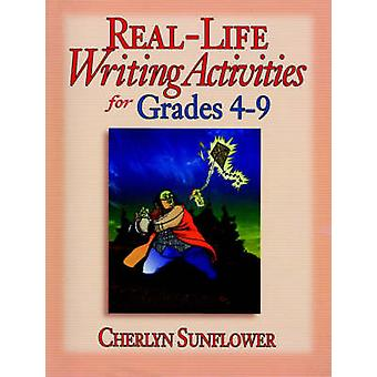 Real-life Writing Activities for Grades 4-9 by Cherlyn Sunflower - 97