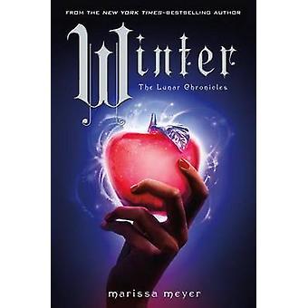 Winter by Marissa Meyer - 9780312642983 Book