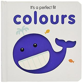 It's a Perfect Fit - Colours by Yoyo Books - 9789463602600 Book