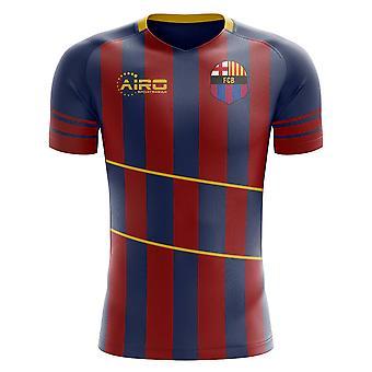 2019-2020 Barcelona Etusivu Concept paita